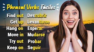 15 PHRASAL VERBS ESENCIALES DE USO DIARIO EN INGLÉS 🧠| FRASES SUPER FÁCILES DE APENDER 👅