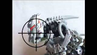 Bionicle vs Hero Factory 2
