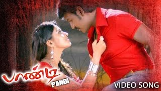 Pandi Tamil Movie | Song | Maasi Maasam Video | Raghava Lawrence, Sneha