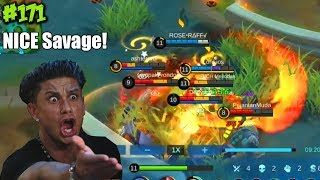 Mobile Legends WTF | Funny Moments Episode 171