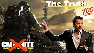 Activision Reveals The Truth About Call Of Duty: Infinite Warfare! Conference Call, DLC & More!