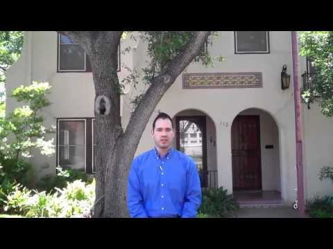 "112 W. Ridgewood Ct.  in Monte Vista ""Just Listed San Antonio, TX"""