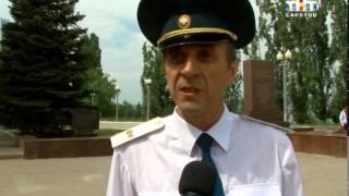 Сегодня в Парке Победы саратовским кадетам вручили аттестаты [ВИДЕО]