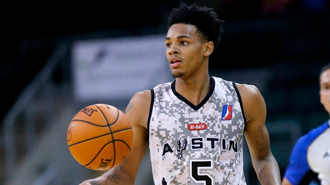 San Antonio Spurs player Dejounte Murray got stopped at the door at Mastros Steakhouse in Beverly Hills this weekend because his girlfriends racy