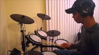Lal meri pat - Junoon (Drum cover)