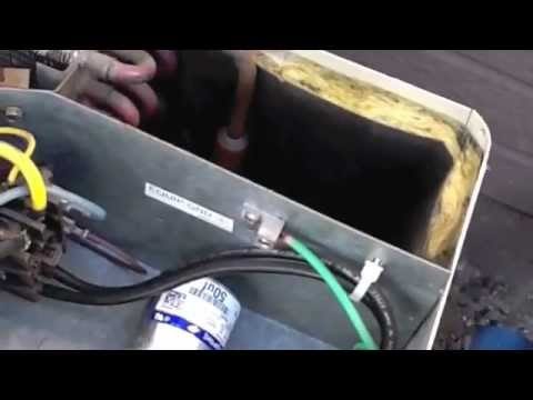 Fixing your Air Conditioner (Capacitor Replacement) DIY