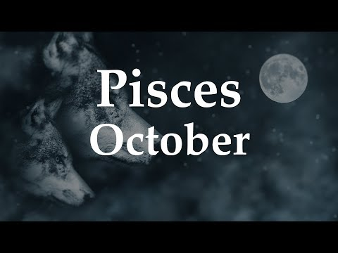 Pisces FOUND WHAT YOU WERE LOOKING FOR? October 2018  - Aquarian Insight