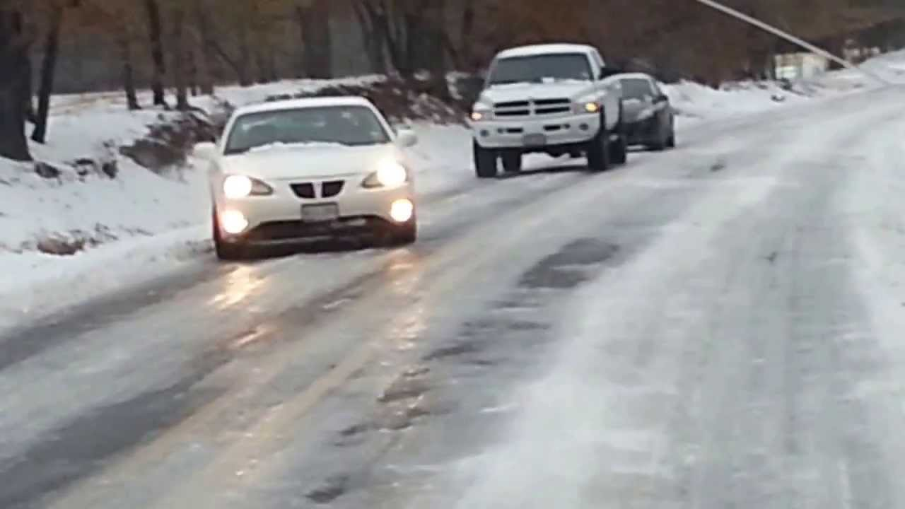 How To Get Snow And Ice Off Your Car