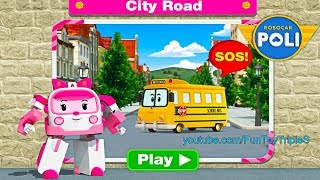 Robocar Poli - Amber Rescue Town and City