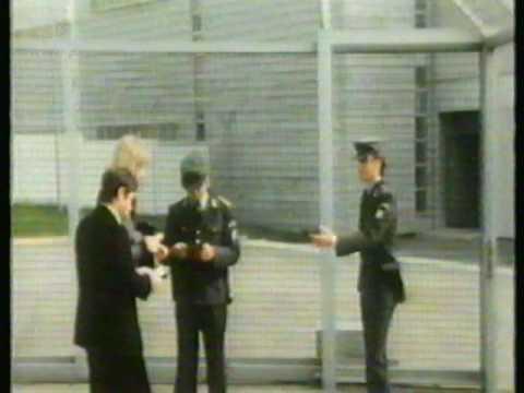 Tagesschau vom 21.04.1977- Terroristenprozess Baader, Ensslin und Raspe