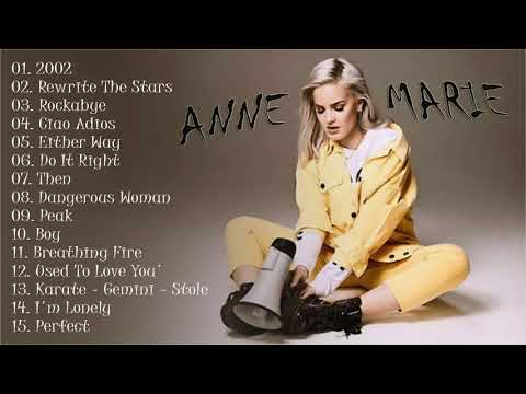 Anne Marie Greatest Hits Full Playlist 2020 - Anne Marie Best Songs 2020