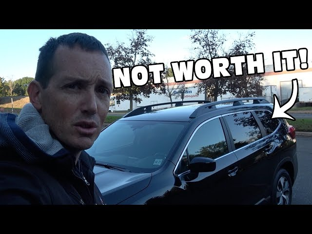 I Bought A New Subaru And Regretted It Before I Bought It