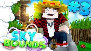 DIAMOND GEM FARM?! | SKYBOUNDS ISLAND #3 (Minecraft SkyBlock SMP)