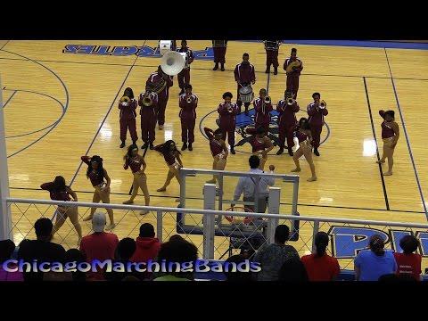 Mumford High School Band 2016