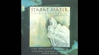 Luigi Boccherini STABAT MATER - soprano Eva Dřízgová - Jirušová - conductor Paolo Gatto