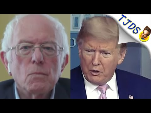 Bernie Backs Off Medicare For All As Trump Adopts It! WTF?