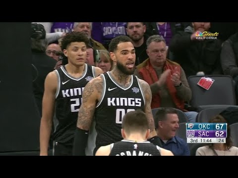 3rd Quarter, One Box Video: Sacramento Kings vs. Oklahoma City Thunder