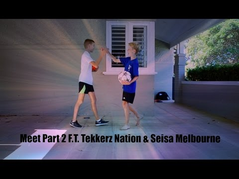 Freestyle Meet Part 2 | F.T. Tekkerz Nation and Seisa Melbourne | Joe FS