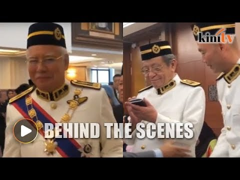Behind the scenes: New Parliament session opening