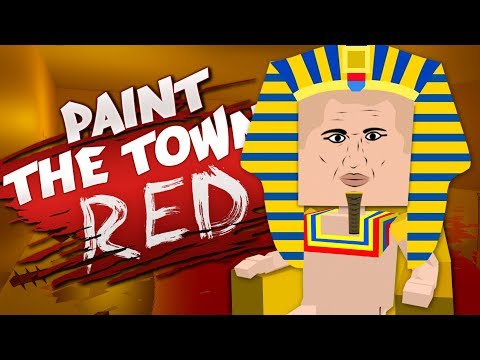 PHARAOH TUTONDEEZNUTS - Best User Made Levels - Paint the Town Red