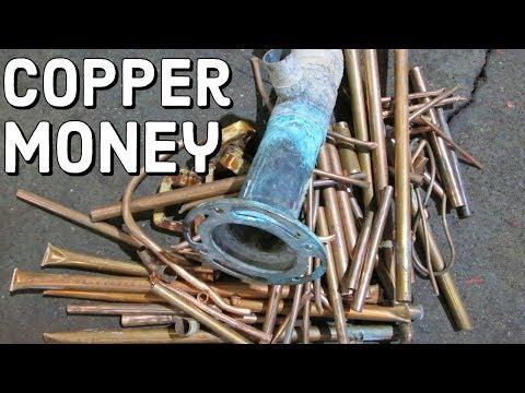 SCRAP COPPER CLEAN UP !!!