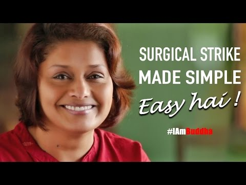 Surgical Strike Made Simple | Pallavi Joshi | Telling Tales Film Company