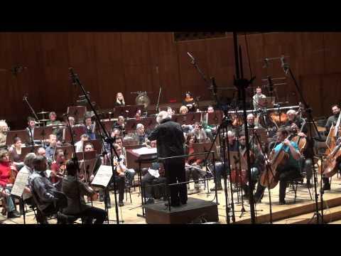 W. Lutosławski, IV Symfonia (fragment), Sinfonia Varsovia, Jerzy Maksymiuk