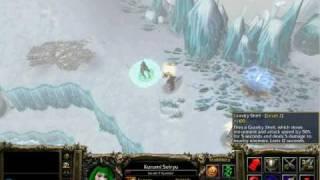 Warcraft III - Wanderers of Sorceria Mod: Dreadlord Mind Flay