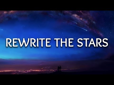 James Arthur Anne-Marie ‒ Rewrite The Stars  from The Greatest Showman: Reimagined