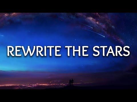 James Arthur, Anne-Marie ‒ Rewrite The Stars (Lyrics) [from The Greatest Showman: Reimagined]