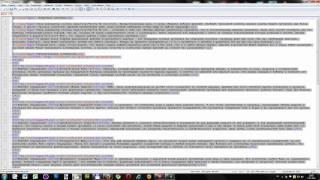 Видеоурок-2_Оптимизация кода HTML.avi