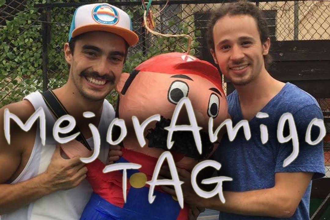 Mejor Amigo TAG @LuisitoComunica