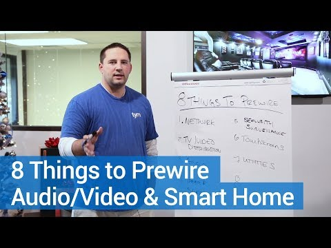 How To Wire A Smart Home - Top 8 Things for Smart Home Wiring - YouTubeYouTube