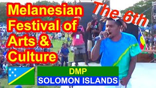 DMP, Solomon Islands, 6th Melanesian Festival of Arts and Culture