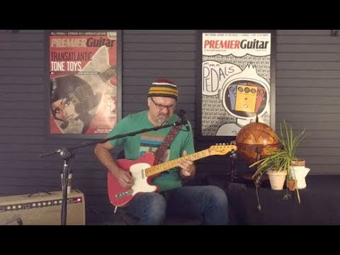 Greg Koch Livestream Q&A and Fishman Giveaway
