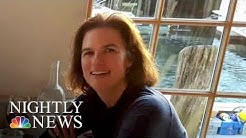 Desperate Search For Missing Maine Teacher | NBC Nightly News