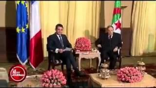 مهزلة بوتفليقة مع الوزير الاول الفرنسي