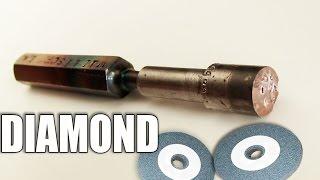 Алмазный карандаш для правки абразивного круга(Как править точильный круг. Как то гулял по барахолочке, попался алмазный карандаш за 5 гривен. Надо было..., 2015-08-24T10:17:41.000Z)