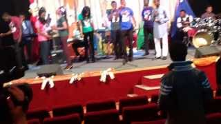 Worship Song ministration_Clean Heart Worship with Kwame Gyamfi