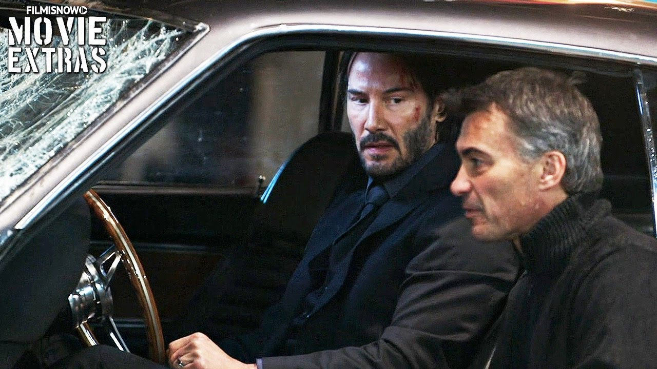 Go Behind the Scenes of John Wick: Chapter 2