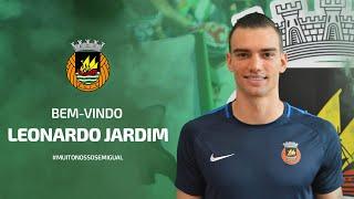 Bem-vindo Leonardo Jardim