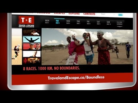 Boundless Webseries on TravelAndEscape.ca