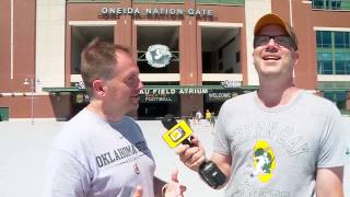Green Bay Packers Training Camp With Jason Wilde