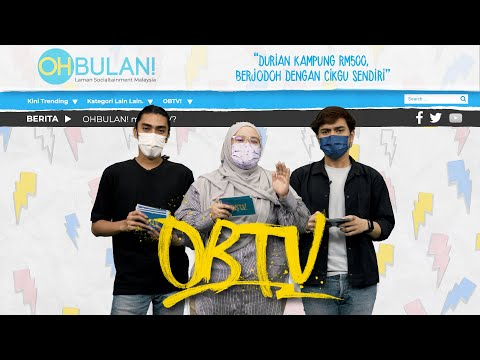 [OBTV] Gadis Terima Lamaran Cikgu, Durian Kampung Istimewa Rm500?