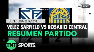 Video Gol Pertandingan Velez Sarsfield vs Rosario Central