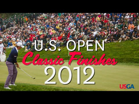 2012 U.S. Open: Final Round, Back Nine
