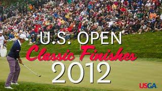 2012 U.s. Open: Final Round, Back Nine