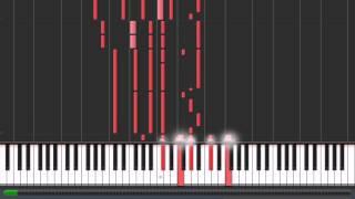 Tose Proeski - Pratim te/Po tebe (Piano Tutorial)