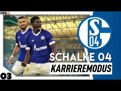 FIFA 19 Karriere S04 #03 ⚽ Gelingt uns der erste SIEG? ⚽ FC Schalke 04