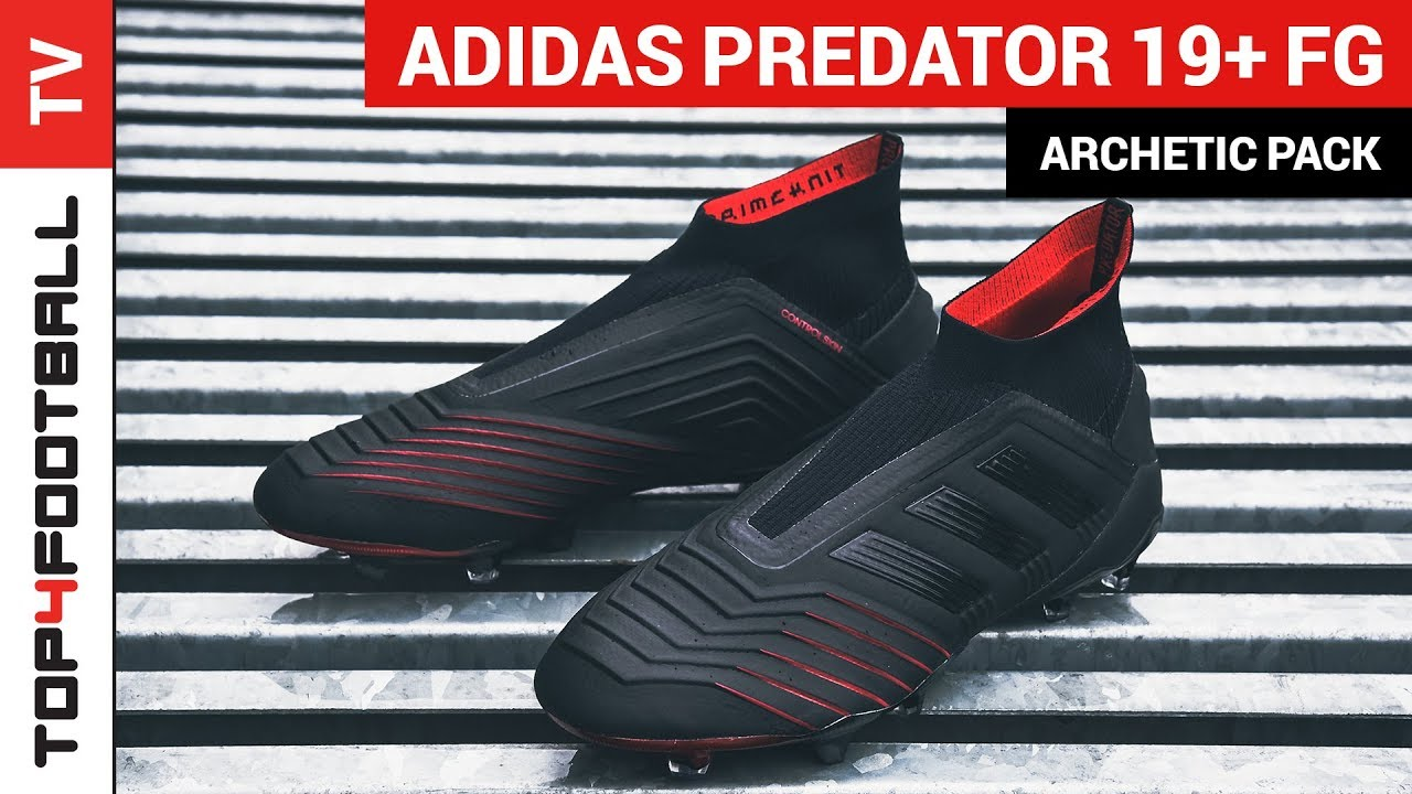 066cdc896 adidas Predator Unboxing - Archetic Pack - YouTube